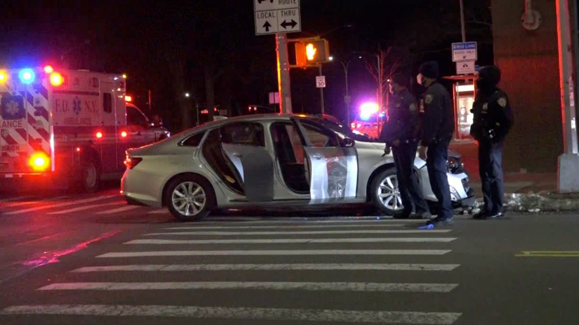 Queens fatal drive-by shooting