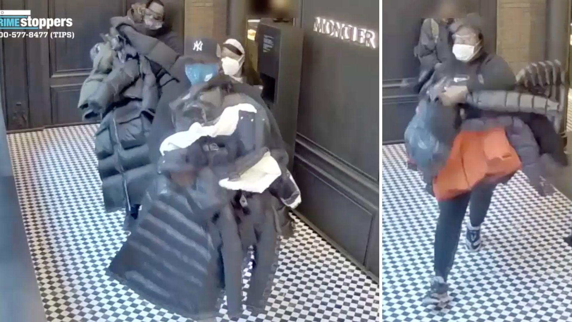 Manhattan robbery pattern suspects