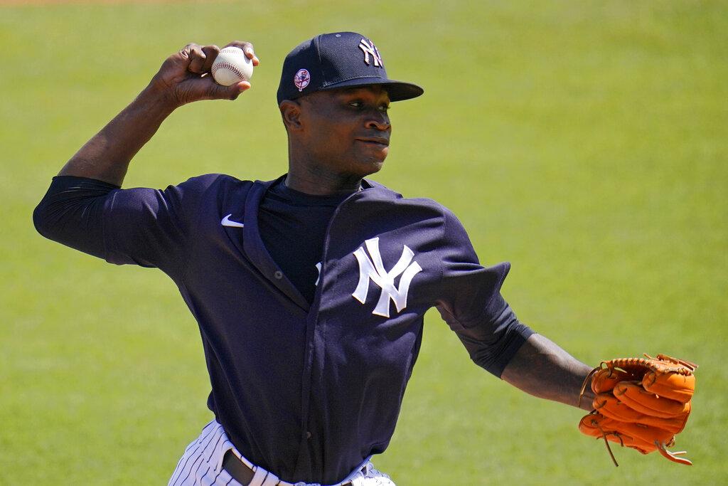 García sent to minors by Yankees, leaving Germán to start