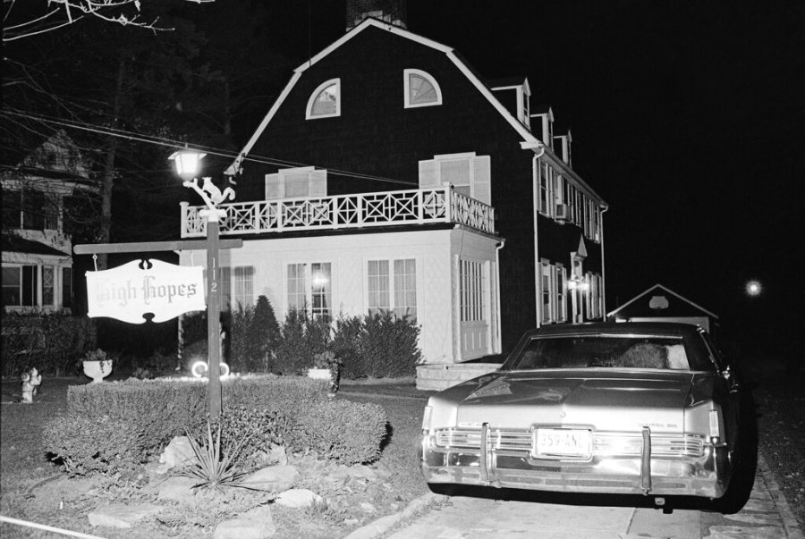 Home of Amityville Murders on Long Island