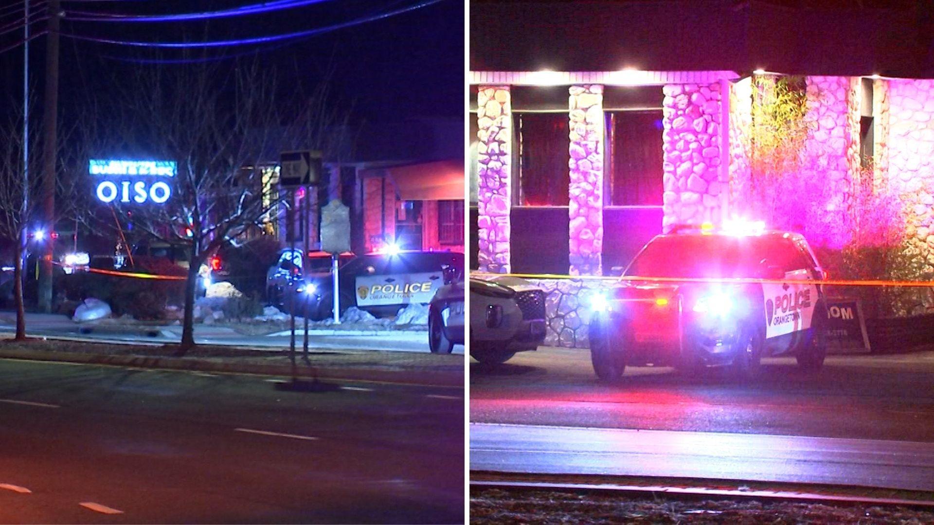 Rockland restaurant stabbing