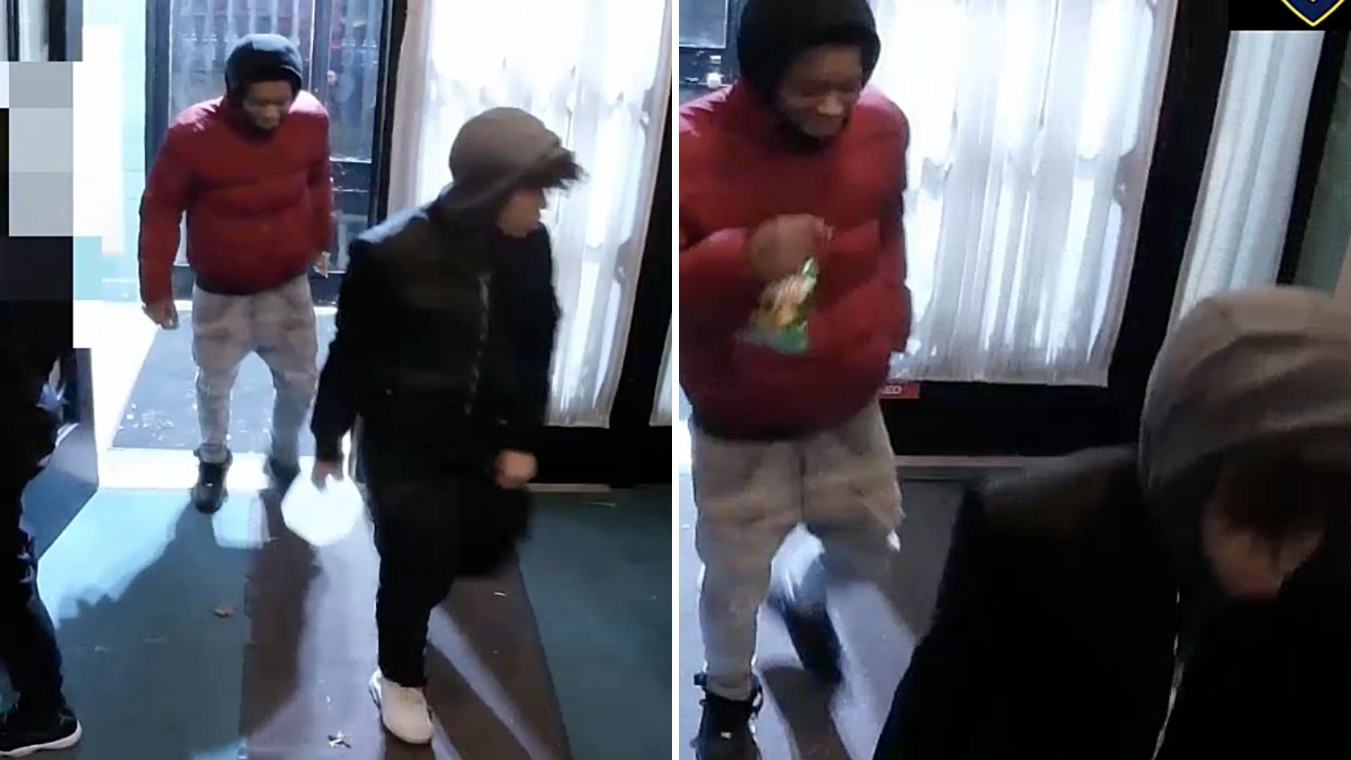 Suspects in attack on delivery man in Manhattan