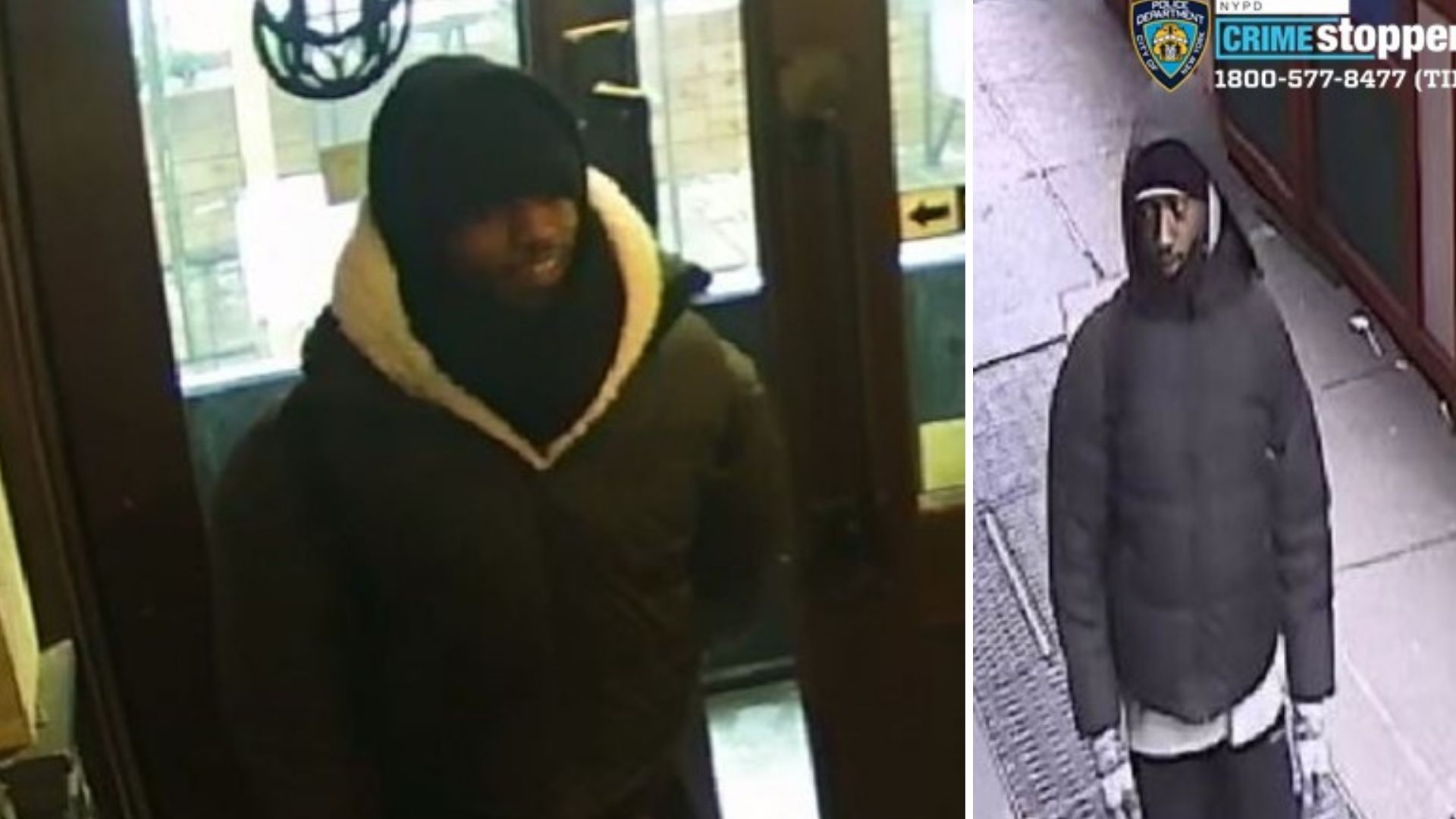 Suspect in Manhattan assault, burglary pattern
