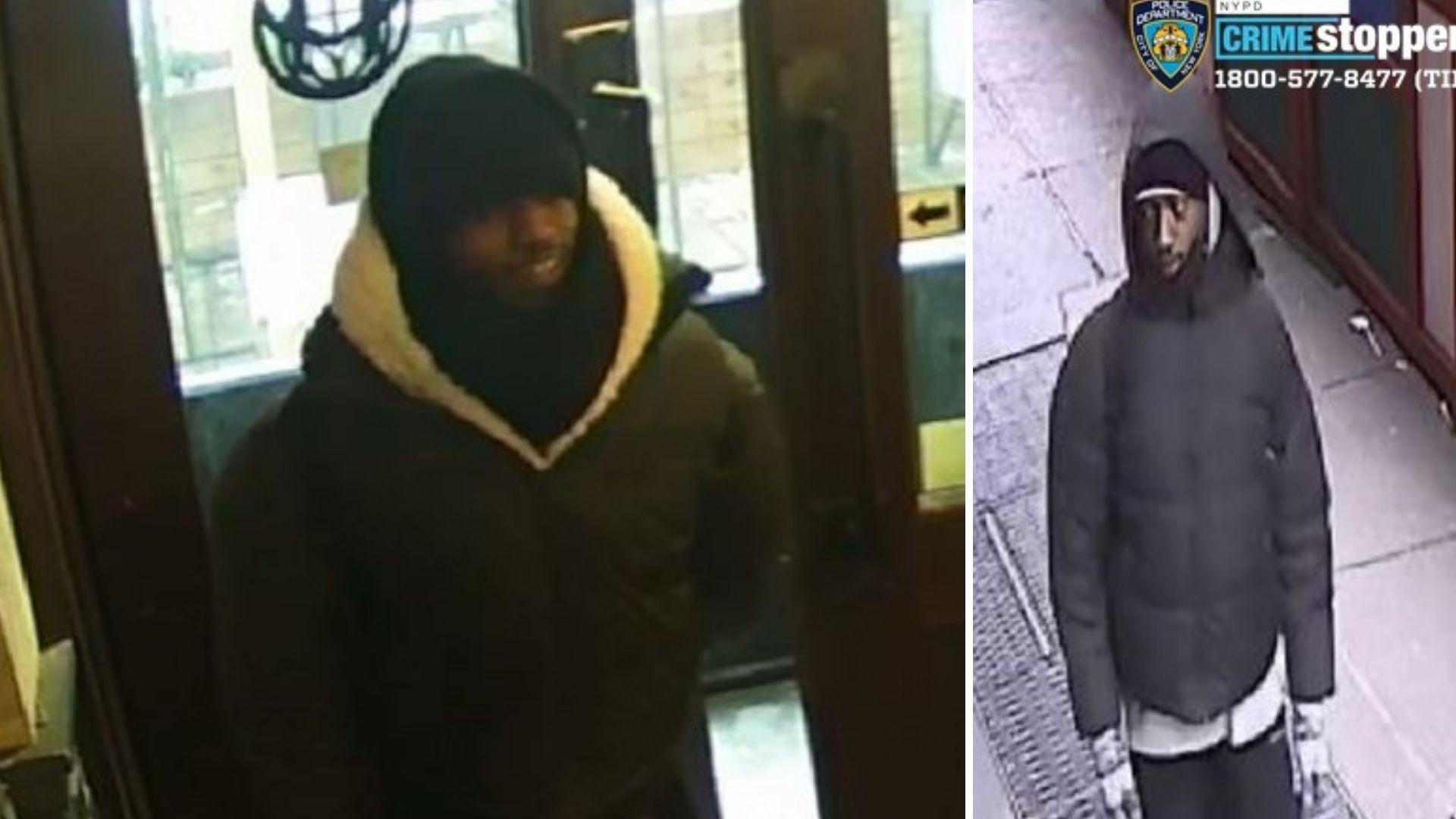 Suspect in Manhattan assault, burglary pattern
