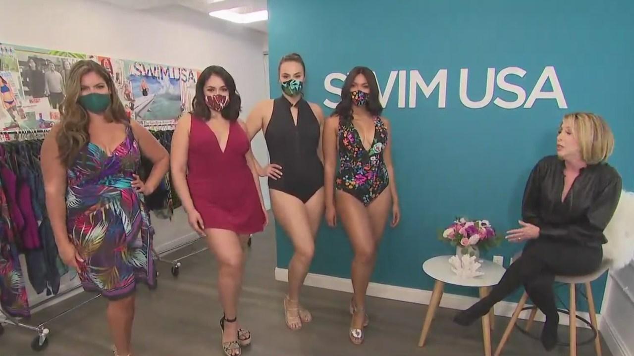 Miraclesuit swimwear Miraclesuit Swimwear for all body types 8211 WPIX 11 New York
