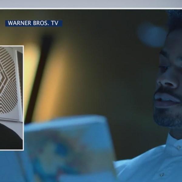 "Actor Jordan Calloway talks ""Black Lightning"" on the PIX11 Morning News (PIX11 News)"