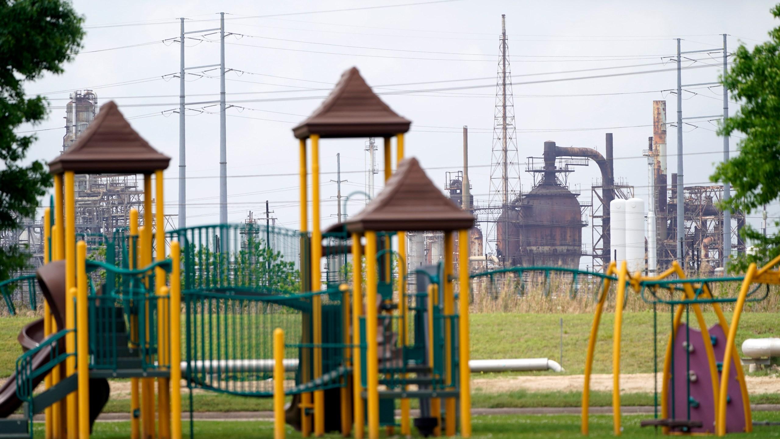 Playground, refinery