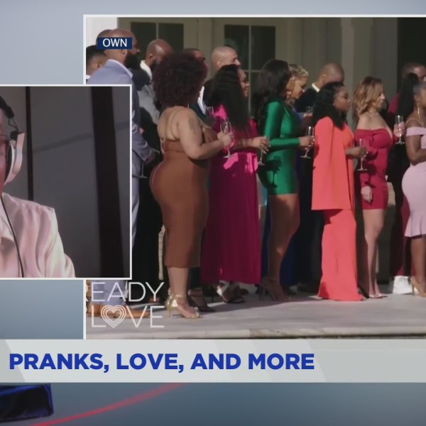 "Comedian and host of ""Ready to Love"" Nephew Tommy talks about the hit OWN dating show on the PIX11 Morning News. (PIX11 News)"