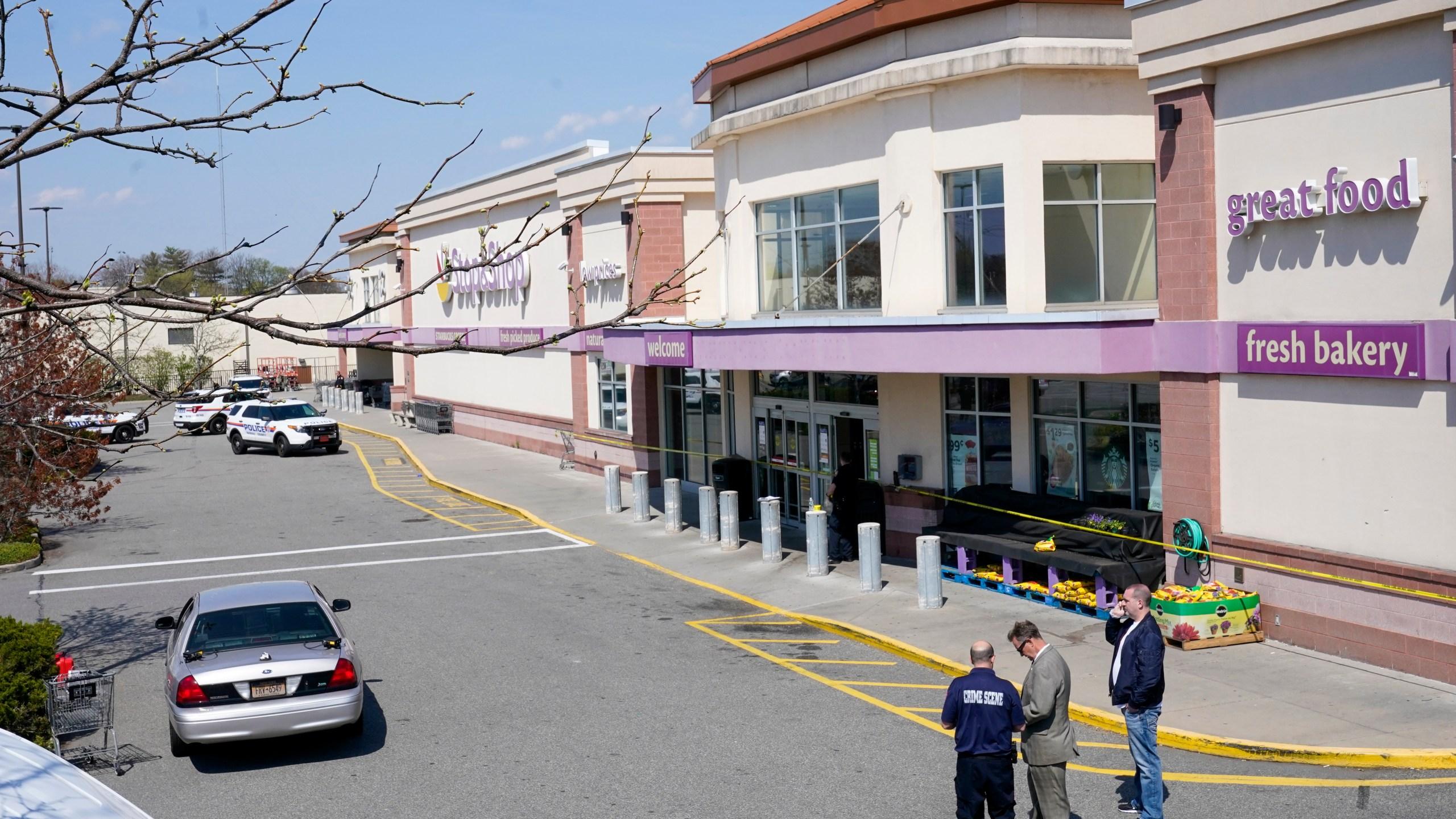 Stop & Shop shooting in West Hempstead