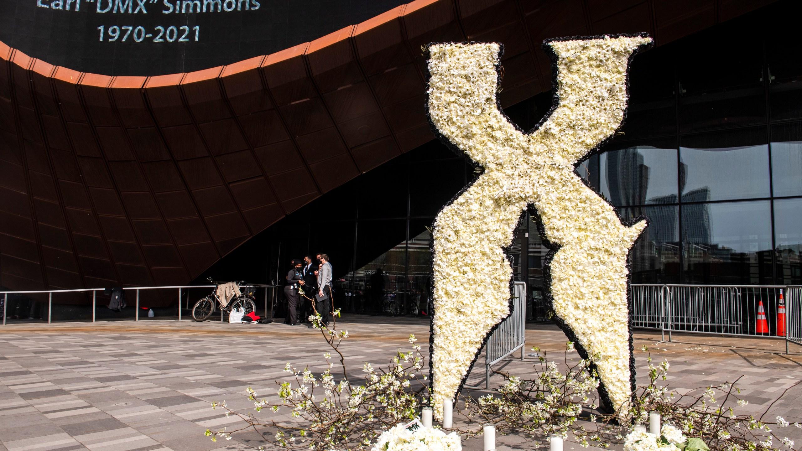 DMX Memorial in Brooklyn
