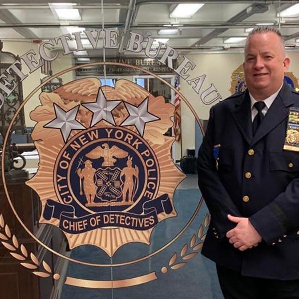 NYPD Chief John Chell