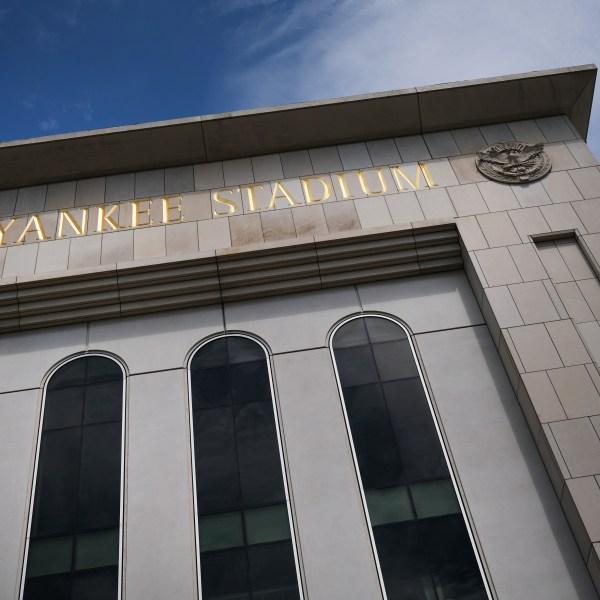Yankee Stadium in the Bronx in July 2020. (Spencer Platt/Getty Images)