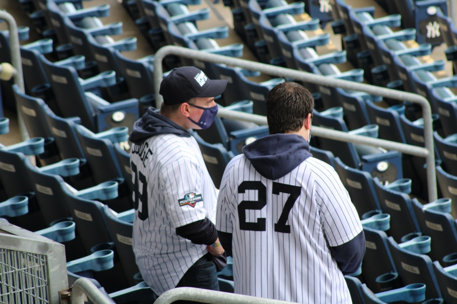 Yankees Opening Day 2021