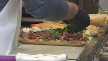 ITALIAN SANDWICH SPARO'S DELI
