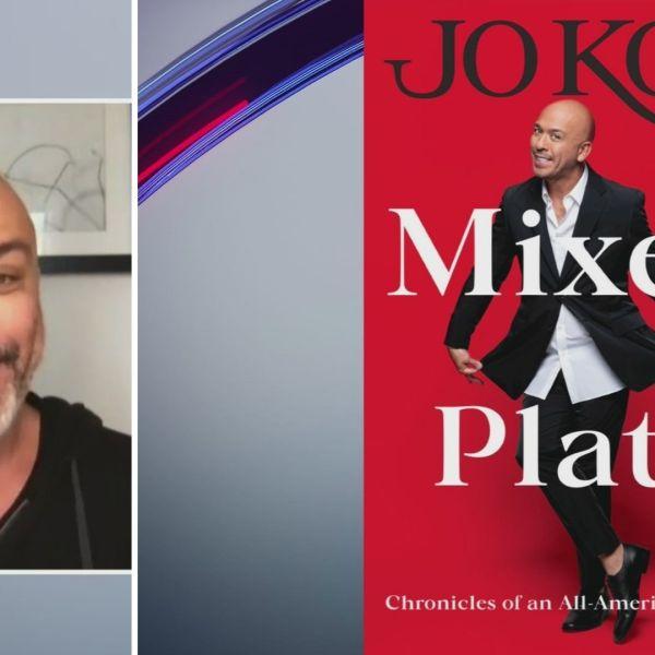 Comedian Jo Koy