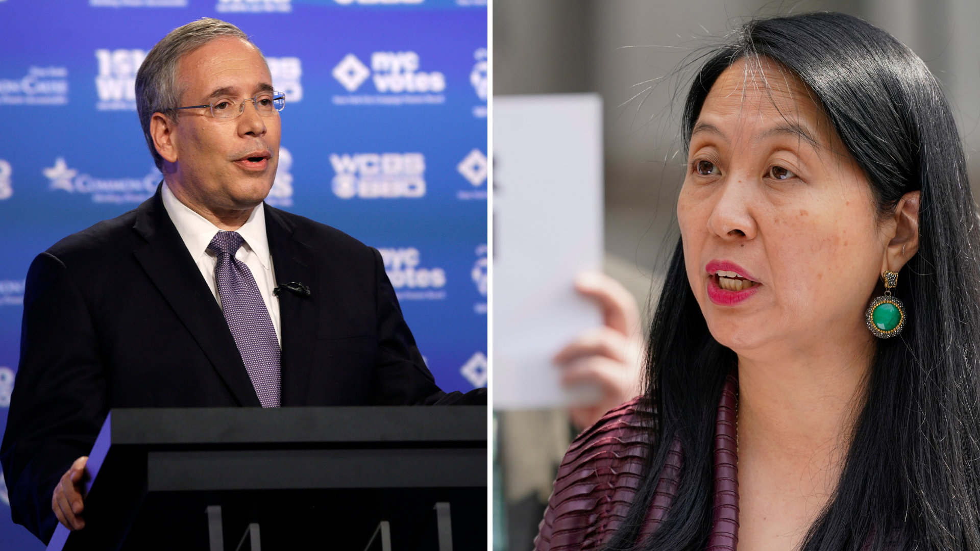 Scott Stringer, Jean Kim