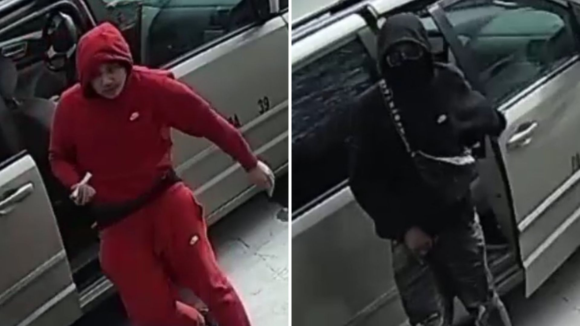 Suspects wanted in a Bronx gunpoint robbery of two boys