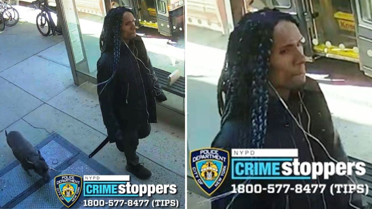 Man arrested for allegedly harassing Asian woman on Manhattan street