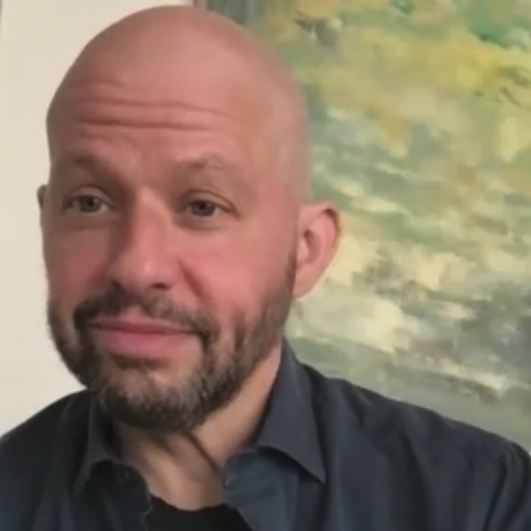 Actor Jon Cryer appears on the PIX11 Morning News