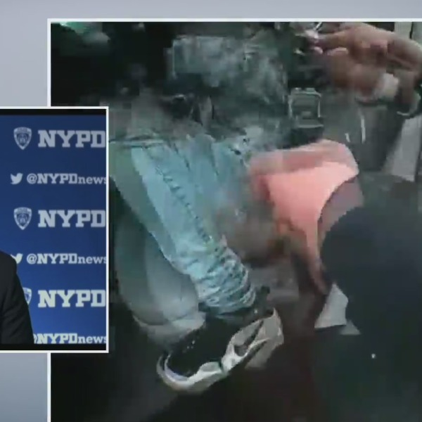 NYPD commissioner Dermot Shea discusses daunte wright shooting in minnesota