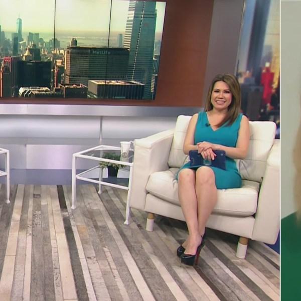 """Younger"" star Molly Bernard talks about series"
