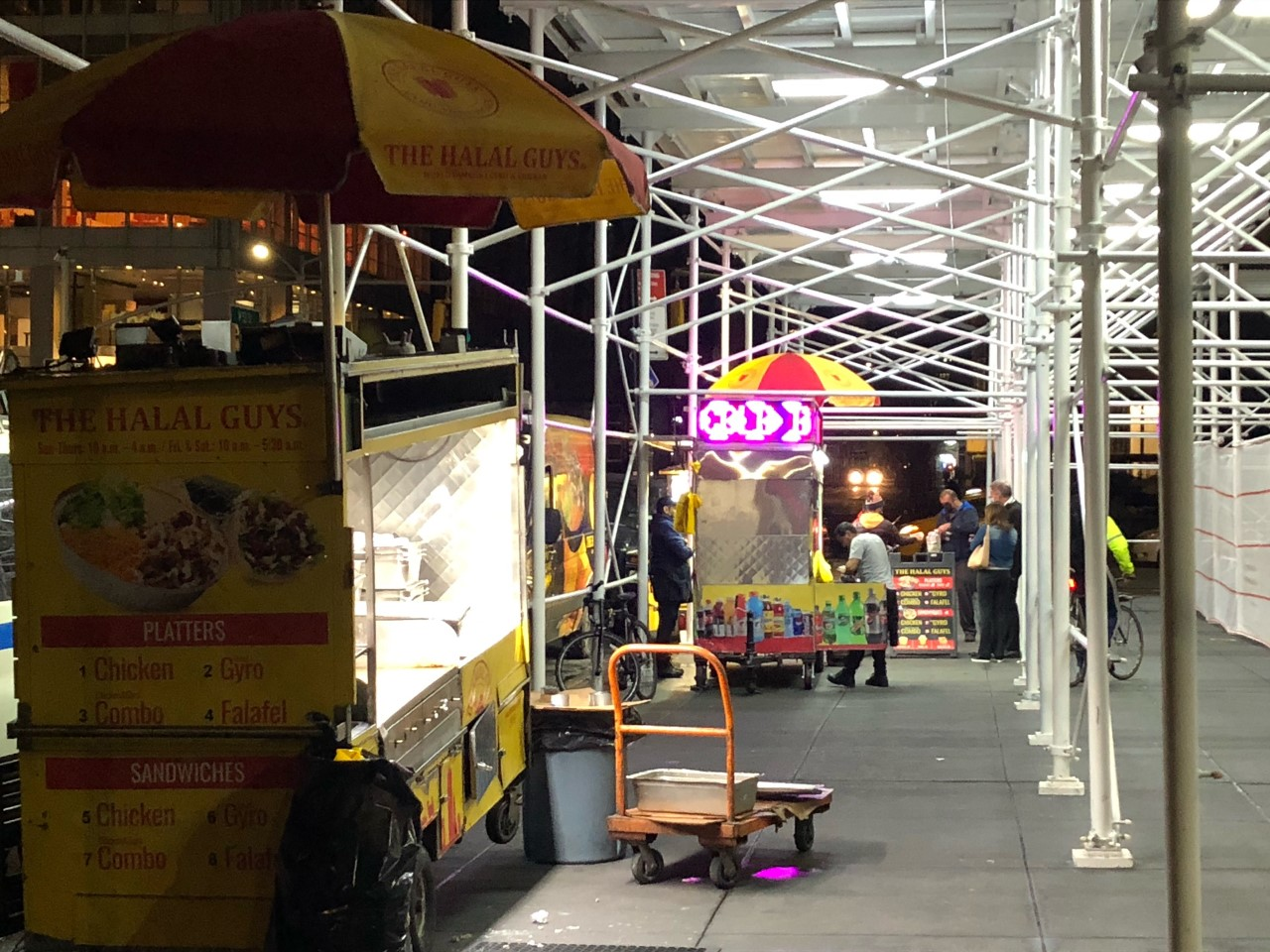Changes coming for food cart and truck vendors in NYC