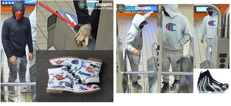 Suway attack suspects