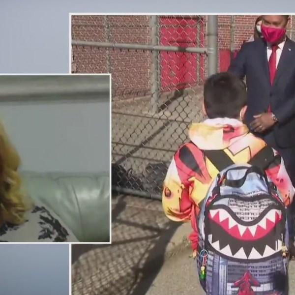 New York City Schools Chancellor Meisha Ross Porter on the PIX11 Morning News