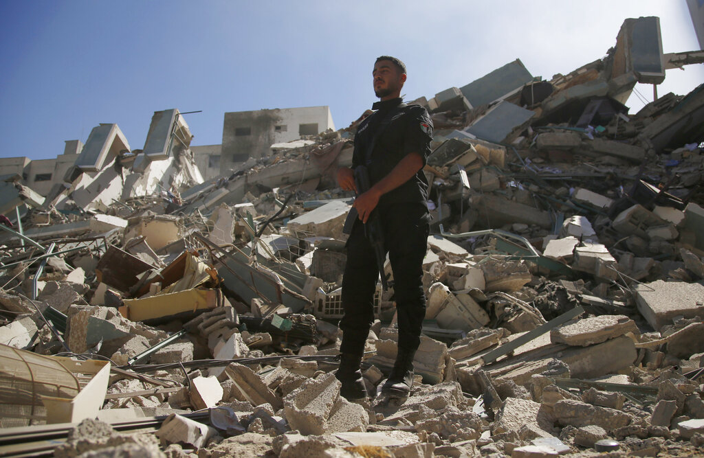Ocasio-Cortez criticizes Biden, refers to Israel as 'apartheid state' after latest Gaza strikes