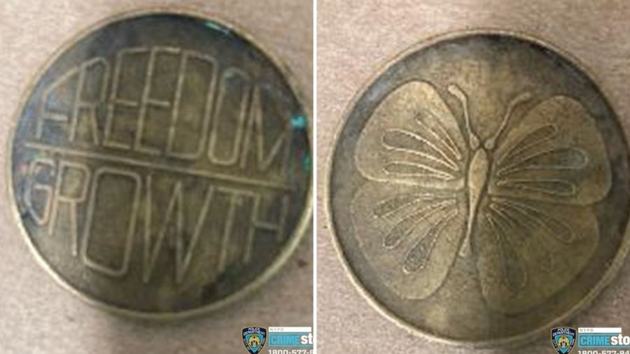 Coins- East River body found