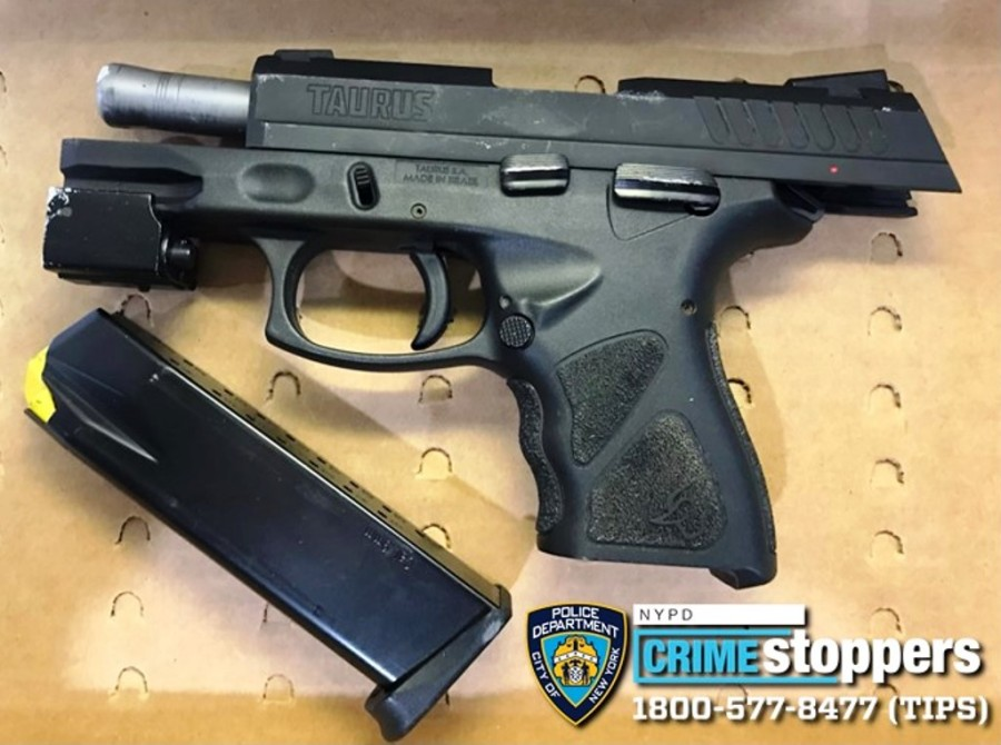 Gun recovered after NYPD officer shot in Brooklyn