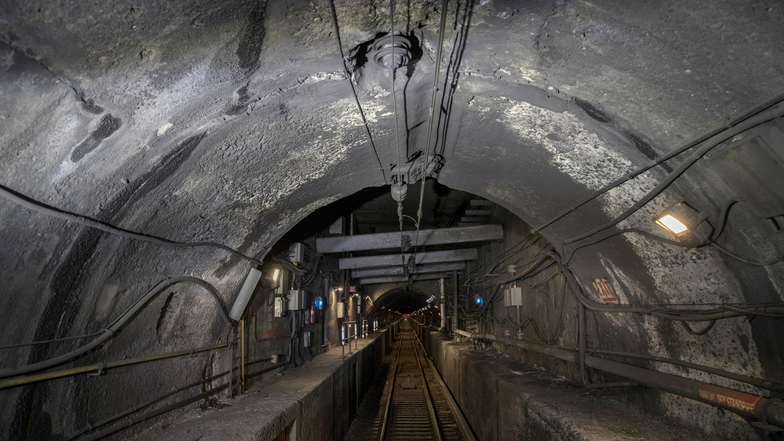 Northeast Corridor Tunnels