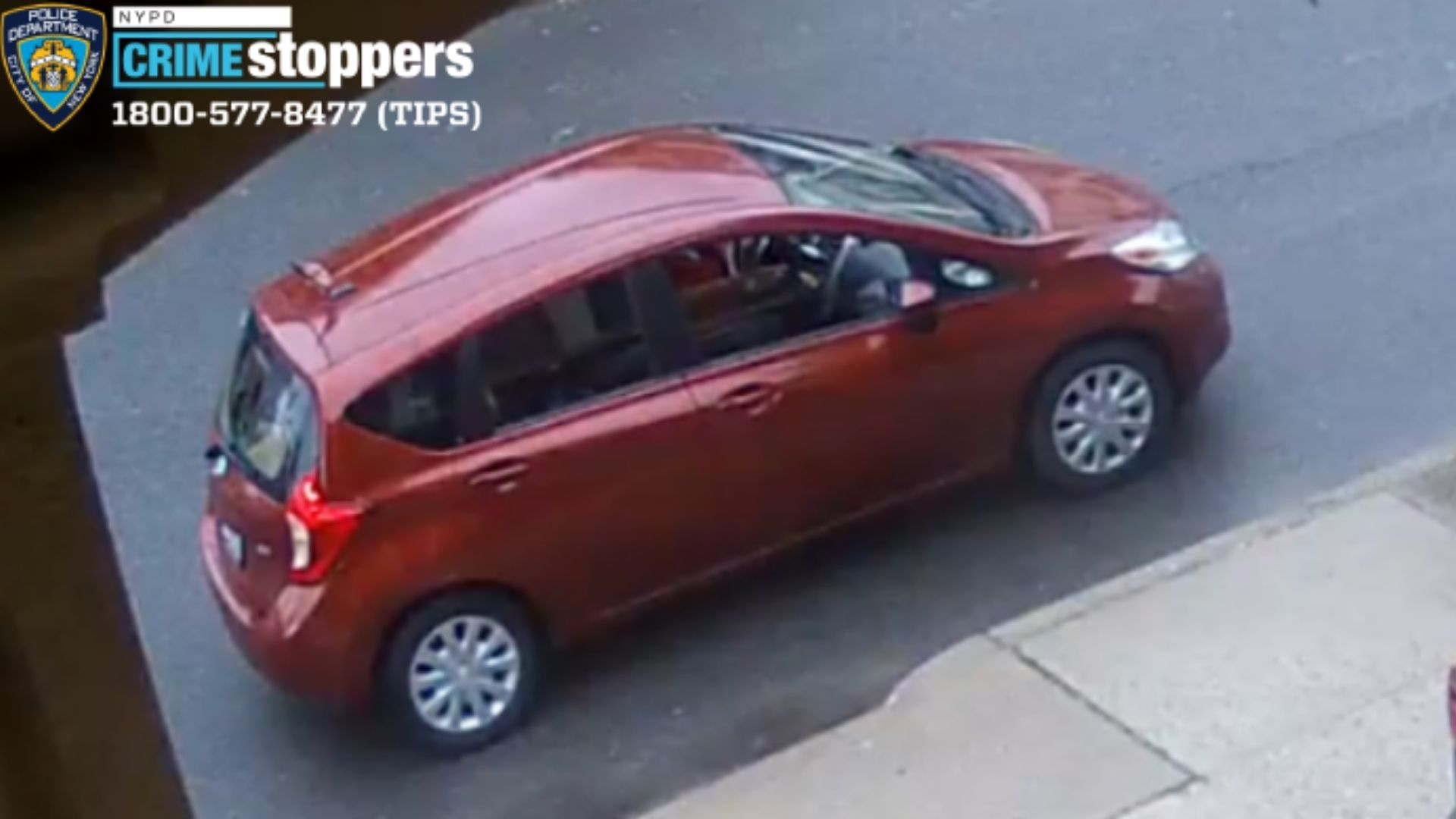 brooklyn attempted luring suspect's vehicle