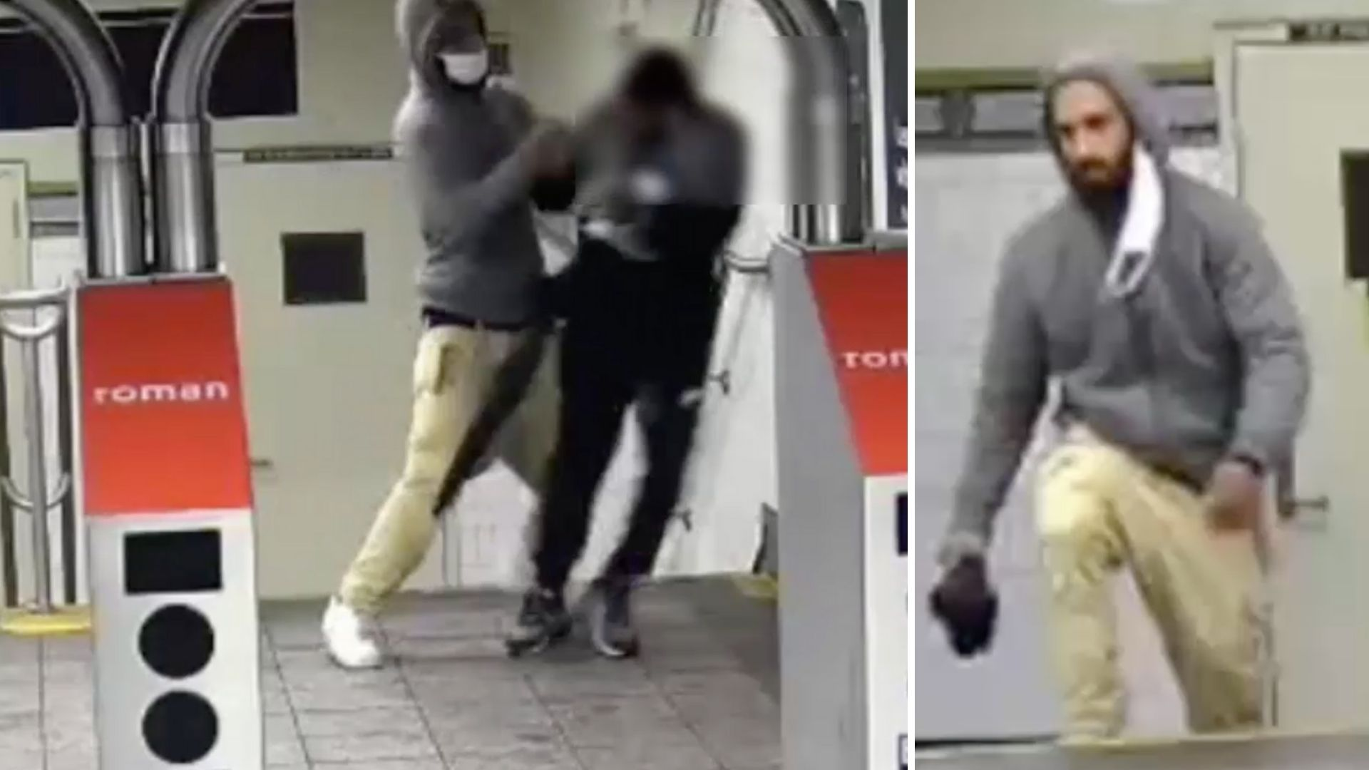 Man attacked in Atlantic Ave-Barclays Center subway station
