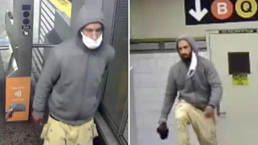 Brookyln subway attack