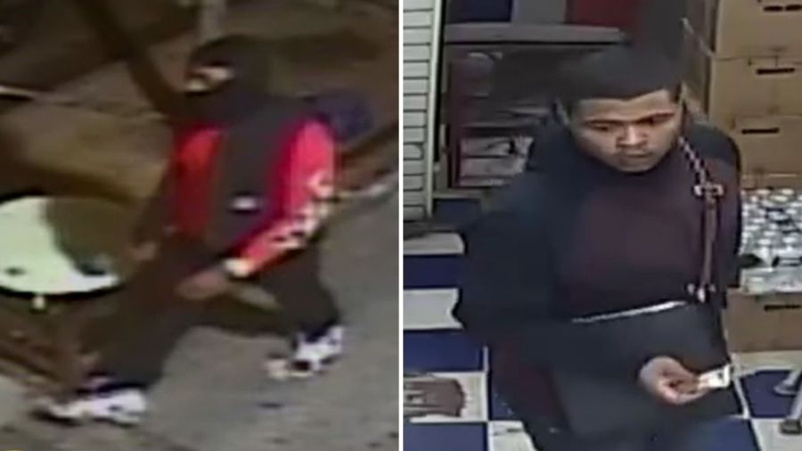 Suspects in Bronx robbery, shooting