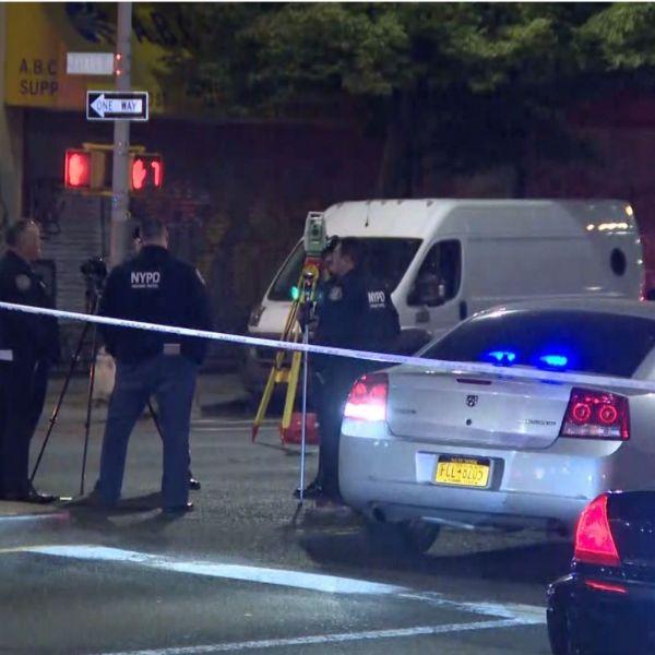 Greenpoint, Brooklyn fatal hit-and-run