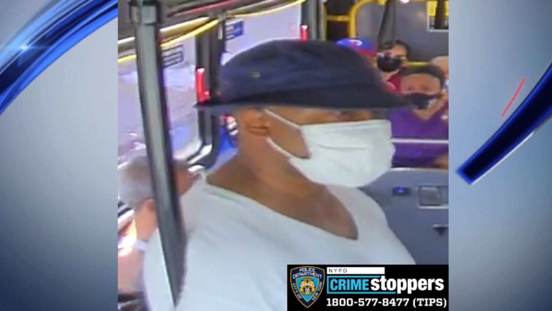 Man accused of punching a Bronx MTA bus driver
