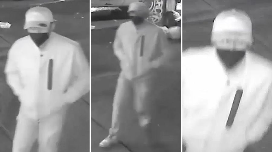 New suspect images after subway conductor slashed in Brooklyn