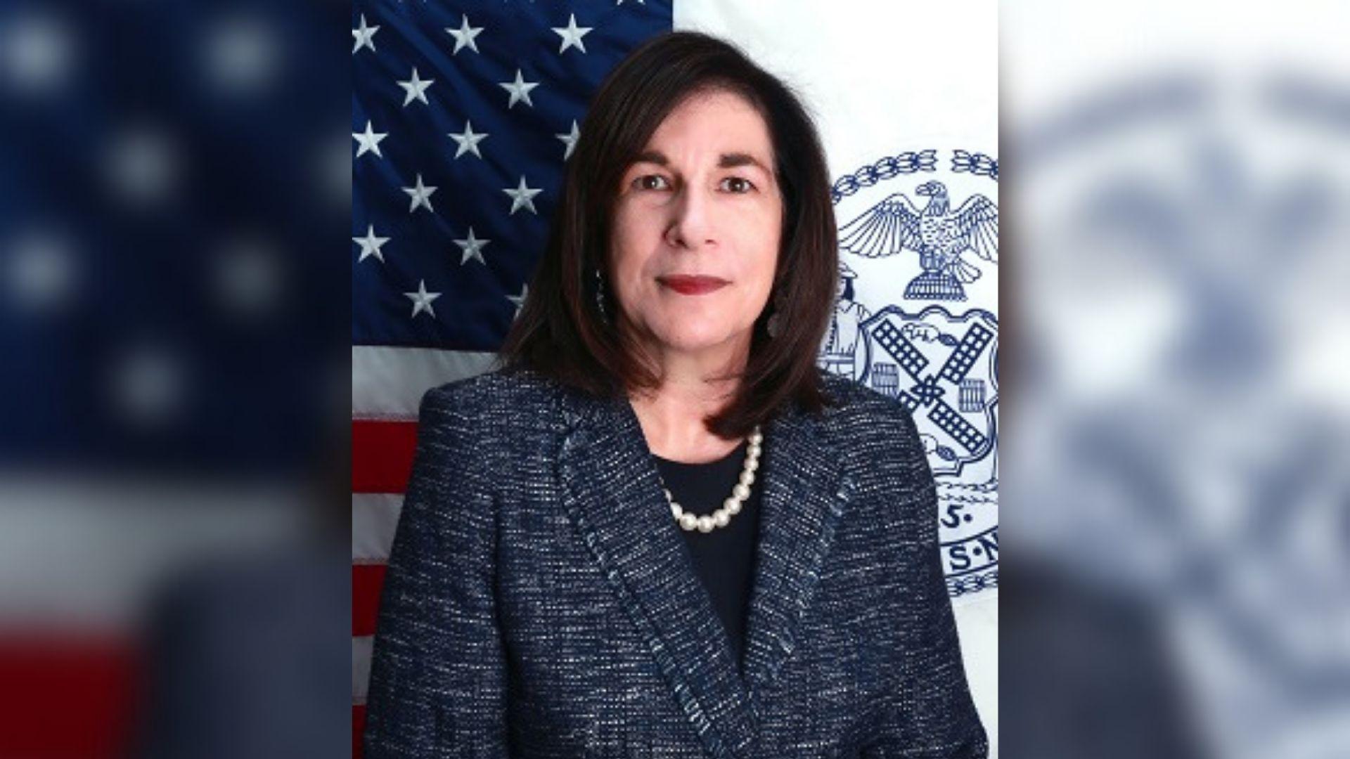 New York City Department of Correction Commissioner Cynthia Brann
