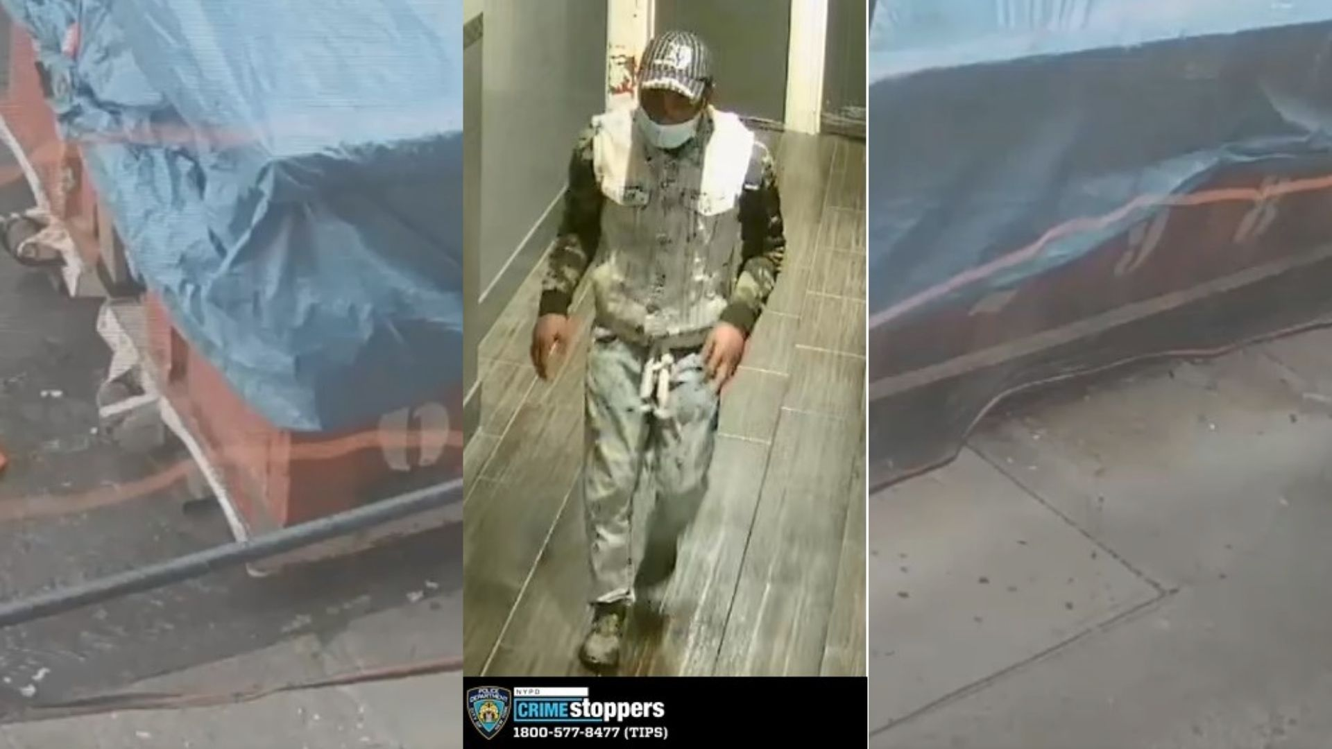 Bronx assault and robbery suspect