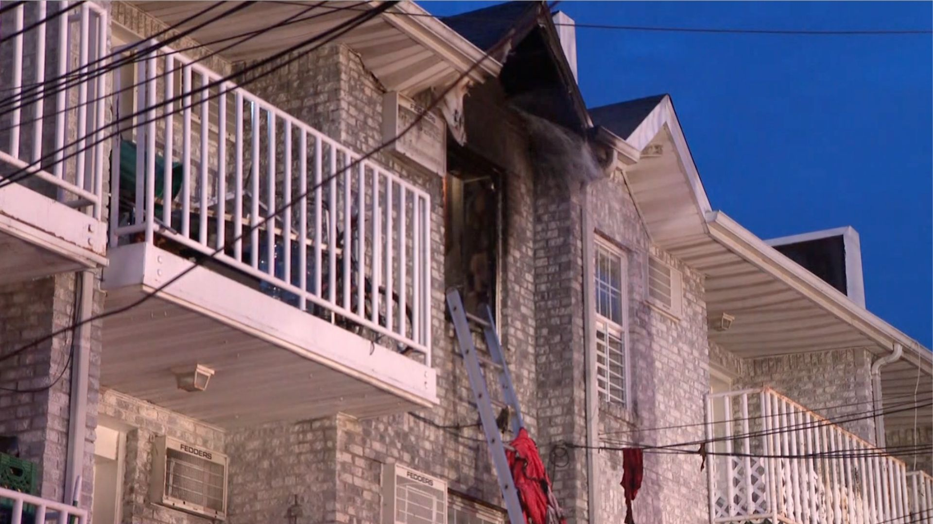 Fire at Ozone park home in Queens