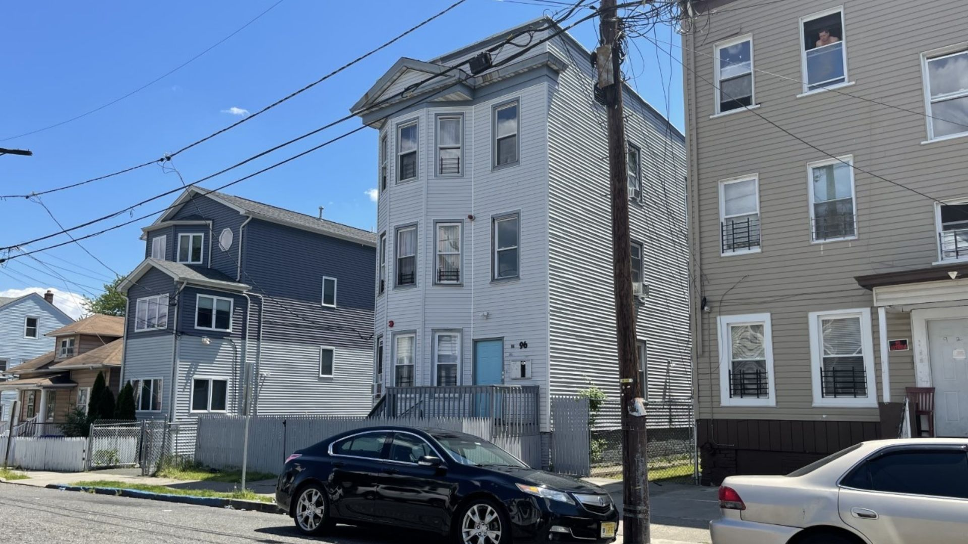 Child fatally stabbed at Paterson home