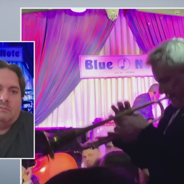 Blue Note Jazz Club reopening