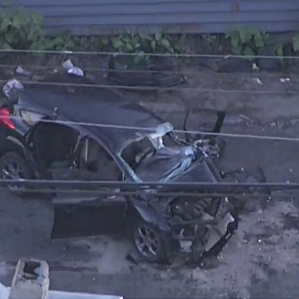 Staten Island vehicle crash