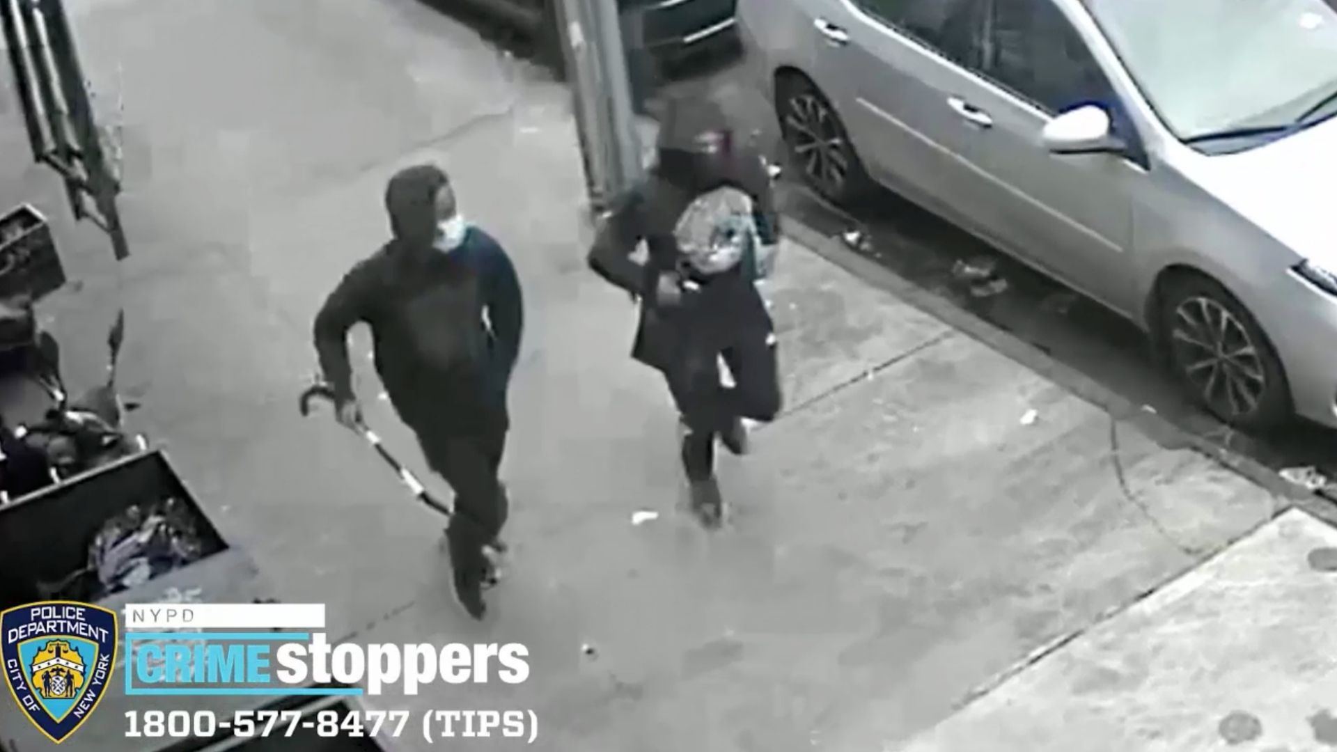 Suspects in robbery of Brooklyn couple