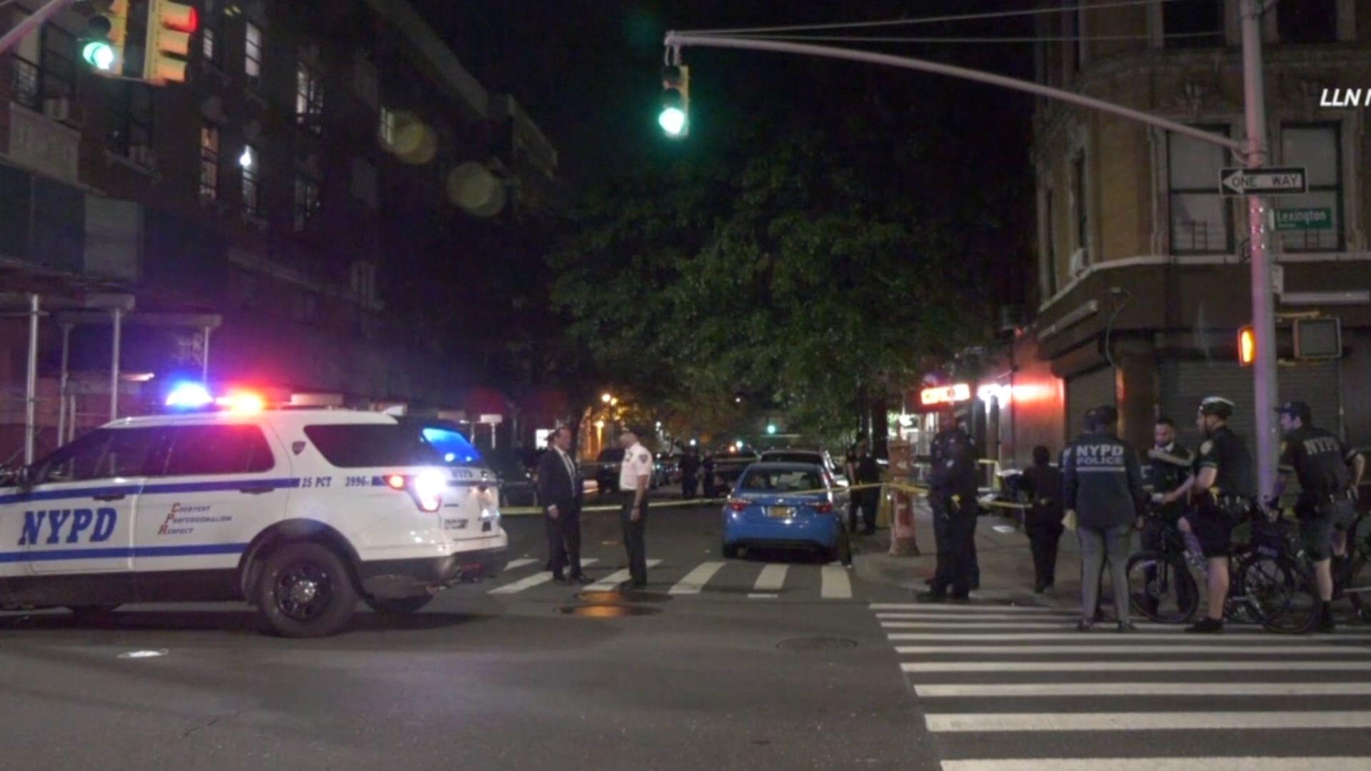 East Harlem double shooting leaves teen dead