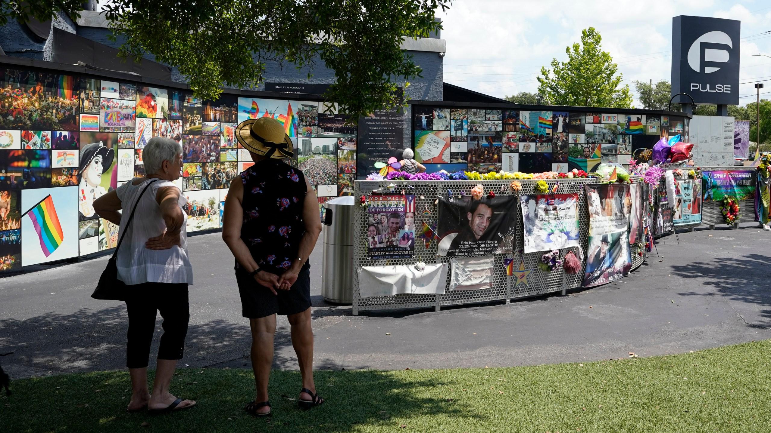 Site of the Pulse nightclub massacre