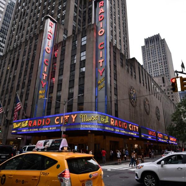 Radio City Music Hall Tribeca Film Festival