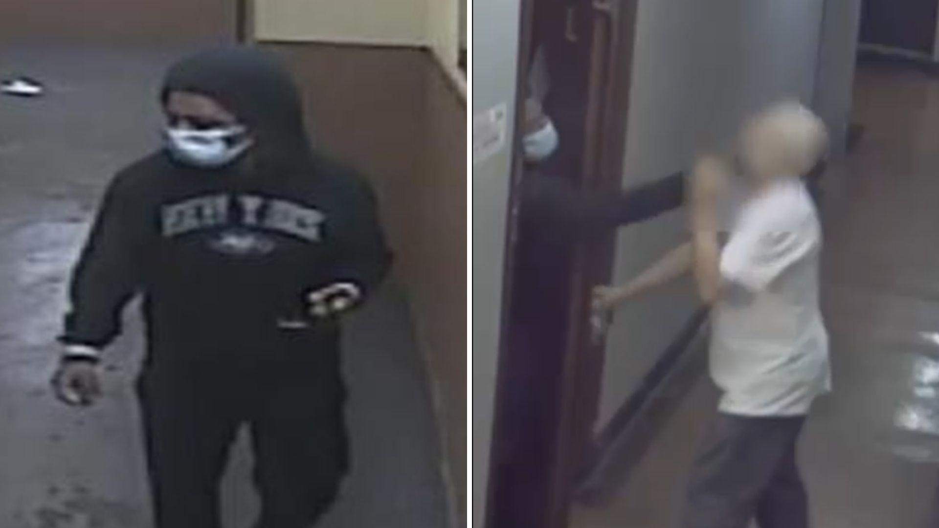 Doorman punched Queens